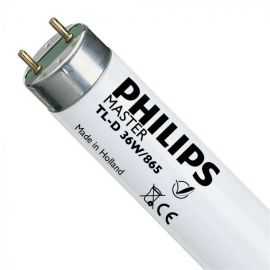 TUBO FLUORESCENTE PHILIPS T8 36W 6500K LUZ DIA 1200mm