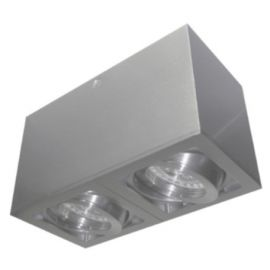 Aplique sobrepuesto OX.01B base/GU10 (lamp. no incluida)