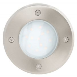 Foco Embutido a Piso LED Inground Opal 1.2W 3000K