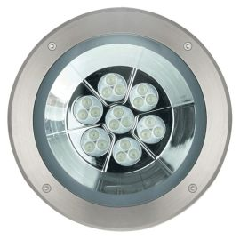 Foco LED embutido a piso INGROUND 21LED 39W 6000K