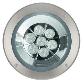 Foco LED embutido a piso INGROUND 21LED 39W 3000K