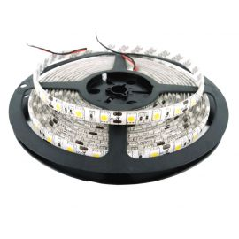 Rollo 5 metros de cinta LED dimeable 4000K 10W/m IP65